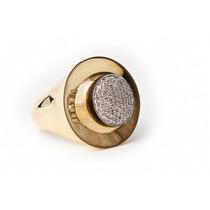 Anel Constelação Em Ouro 18 Quilate E Diamantes