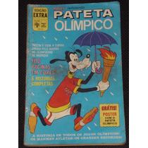 Edição Extra - Pateta Olímpico - Ed. Abril - 1972
