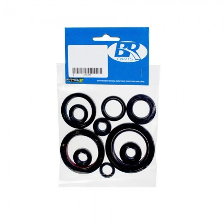 Retentor De Motor Kit Br Parts Yz 250 98 + Wr 250 98