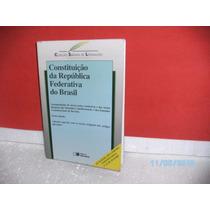Livro Constituição Da República Federativa Do Brasil 33ª Edç