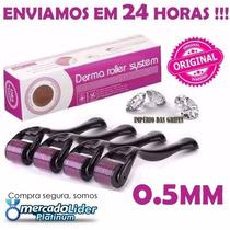 Dermaroller 0.5 Mm - 540 Agulhas Anvisa No.80213730012