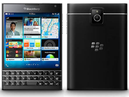 Smartphone Blackberry Passport 32gb Novo Original Tela 4.5