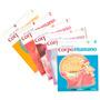 Atlas Do Corpo Humano Kit Em 5 Volumes Pôster Anatomia