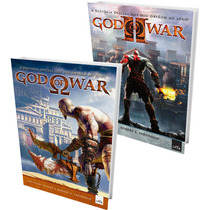 Kit Livro God Of War Volume 1 E 2 Frete Grátis, Imperdível.