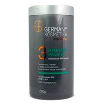 Máscara Banana E Mel 1kg Germany Kosmetika