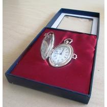 A9962 Relógio De Bolso Da Coleção The Pocket Watch. Novo. Me