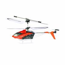 Helicóptero De Controle Remoto Pegasus 3 Canais ( Vermelho )