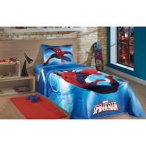 Edredom Infantil Spider-man Utimate (homem Aranha)