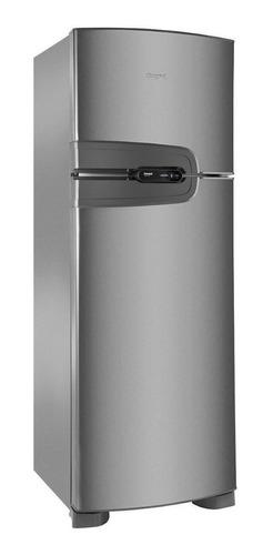 Geladeira Frost Free Consul Crm43n Inox Com Freezer 386l 110v