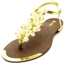 Sapatos Femininos Rasteiras Stilo Carmen Steffens Franca Sp