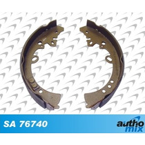 Sapata Lona Freio Toyota Hilux Sw4 3.0 8v Autho Mix Sa76740