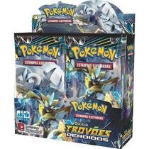 Pokemon Sol E Lua Trovões Perdidos 36 Booster Box Lacrado