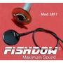 Captador Cavaco Fishdow Pro Disc Sbf1, Potência Top +jack