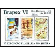 Bloco Nº 69 - Brapex V I - Belo Horizonte- M G 1985