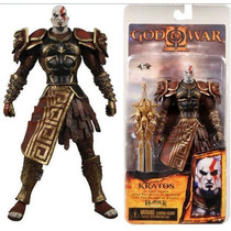 Figure Action Boneco Articulado Kratos God Of War Ares Armor
