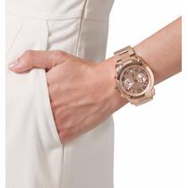 Relogio Feminino Michael Kors Mk5727 Rose Original Promoção