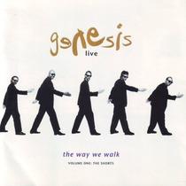 Genesis ( The Way We Walk-vol.1:the Shorts-live)cd Importado