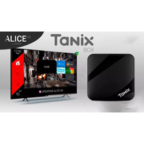# Tv Box Tanix Tx3 Max 2gb +16gb Bluetooth Alice Android 7