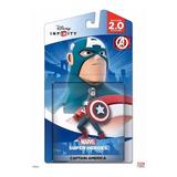 Disney Infinity 2.0 Capitão América Vingadores Marvel