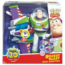 Boneco Buzz Lightyear Turbo Jato - Mattel