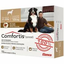 Comfortis Anti Pulgas Cães 1620mg Elanco - 27 A 54kg
