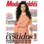 Revista Moda Moldes 89 = Vestidos Emanuelle Araujo Lacrada!