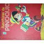 Livro Aventuras De Pinóquio - Walt Disney