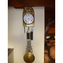 Antigo E Raro Relógio De Parede - Comtoise Lira 12x S/juros