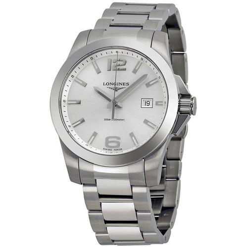 8c45810e4c5 Relógio Longines - L3.659.4.76.6 - Conquest
