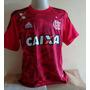 Camisa Flamengo Vermelha Camuflada Rubro Nega 2015 Supporter