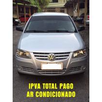 Vw Gol G4 2012 Impecavel C/ Ar Condicionado Ipva Pago