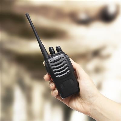 Radio Comunicador Walk - talk Profissional 16 Canais Ekins