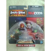 Angry Birds Star Wars Telepods Jedi Vs Sith Original