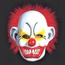 Máscara De Latex Palhaço Terror Halloween