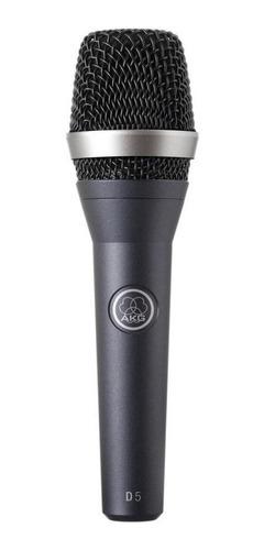 Microfone Akg D5 Dinâmico