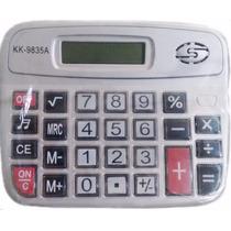 Calculadora 12 Dígitos Grandes Kit 10 Unidades