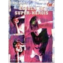 Gurps Supers - Escola De Super Heróis Rpg - Zerado