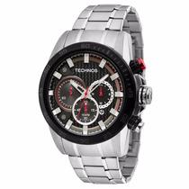 Relógio Technos Masculino Performance Ts Carbon Js25ap/1r.