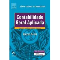 Livro Contabilidade Geral Aplicada