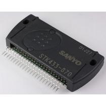 Stk433-870 Stk 433-870 Original Sanyo Amplificador Áudio