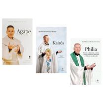Kit Livros Padre Marcelo Rossi (3 Livros)