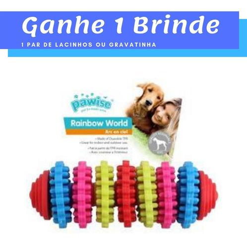 Engrenagem Grande De Borracha P/ Cachorro Pawise