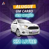 Promoção - Aluguel Veículos Para Uber -  Km Livre Sem Caução