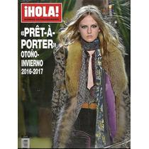 Hola Moda Espanhola Prêt-à-porter Outono Inverno 2016 / 2017