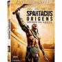 Seriado Dvd Spartacus Origens Inicio Da Saga