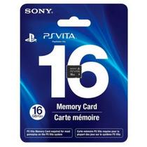 Cartão De Memória 16gb Do Psvita Memory Card Vita