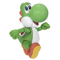 Super Mario Bros Yoshi - S. H. Figuarts