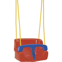 Novo Brinquedo Para Playground Balanço Infantil Vermelho