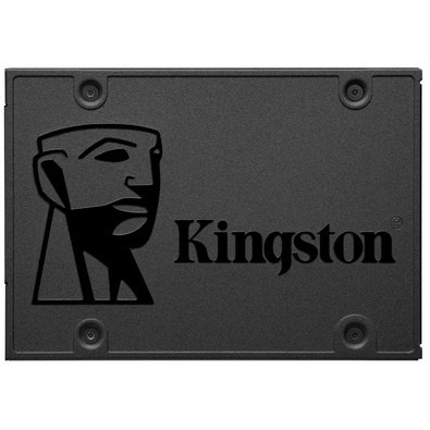 Hd Ssd 120 Gb Sata 3 Kingston A400  500 Mb/s (10x + Rápido)