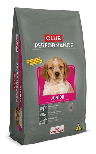 Ração Royal Canin Junior Club Performance Cachorro Filhote Todos Os Tamanhos 7.5kg